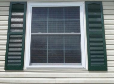 Completed Windows in Batesburg, South Carolina