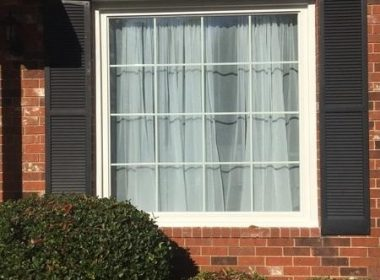 New Window Installed in N. Augusta